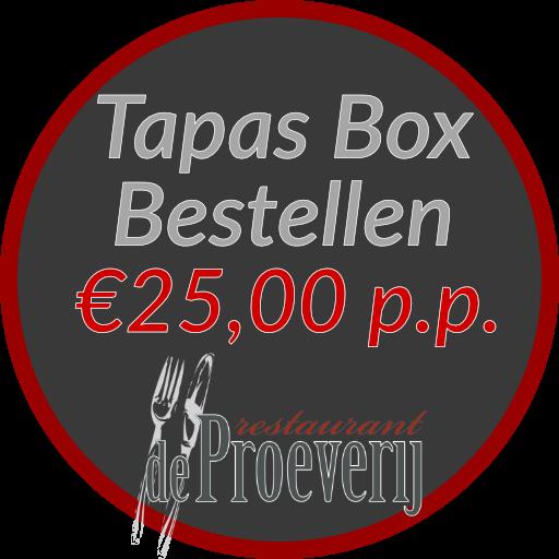 Tapas Box Bestellen
